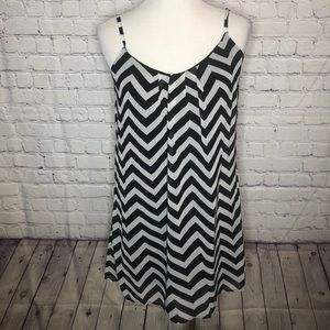 Heart soul Chevron Dress